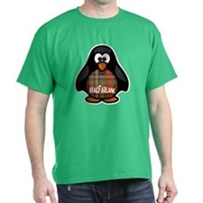 MacFarlane Tartan Penguin T-Shirt