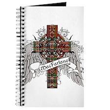 MacFarlane Tartan Cross Journal