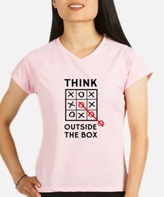 Think Outside The Box Performance Dry T-Shirt