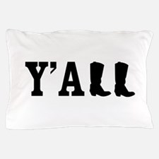 Y'ALL Pillow Case