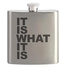 Cute It is what it is Flask