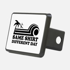 Same Shirt Different Day Hitch Cover