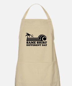 Same Shirt Different Day Apron