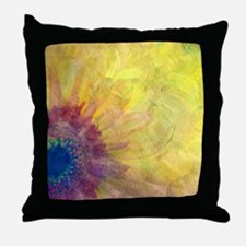 Gerbera Throw Pillow