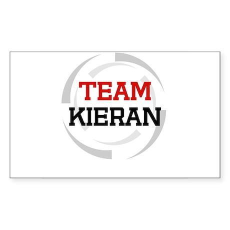 Kieran Rectangle Sticker