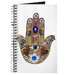Hamsa Opal Design Journal