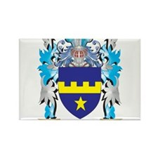 Guillen Coat of Arms - Family Crest Magnets
