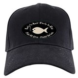 Fishing Baseball Cap with Patch