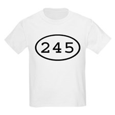 245 Oval T-Shirt