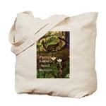 Protect Nature Tote Bag