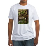 Protect Nature Fitted T-Shirt