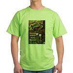 Protect Nature Green T-Shirt