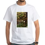 Protect Nature White T-Shirt