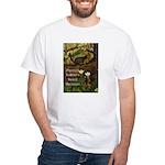 Protect Nature White T-Shirt
