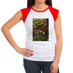 Protect Nature Women's Cap Sleeve T-Shirt