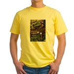 Protect Nature Yellow T-Shirt
