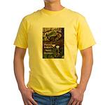 Protect Nature Yellow T-Shirt