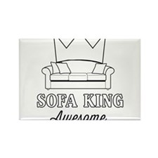 Sofa King Awesome Magnets