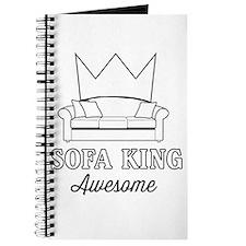 Sofa King Awesome Journal