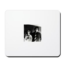 Anthony and Hayley Mouse Pad