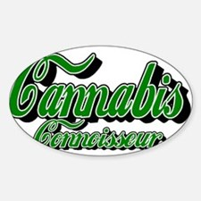 Cannabis Connoisseur Decal