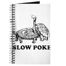 Turtle Slow Poke Journal