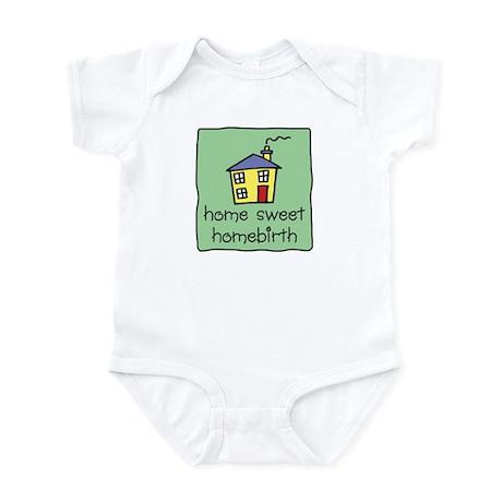 Home Sweet Homebirth Infant Bodysuit