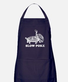 Turtle Slow Poke Apron (dark)
