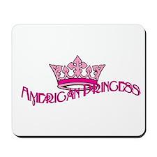 American Princess Mousepad