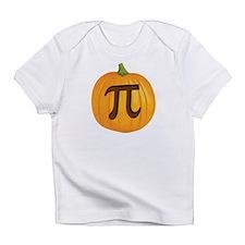 Halloween Pumpkin Pie Pi Infant T-Shirt