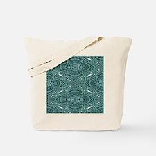 Cute Embellished Tote Bag