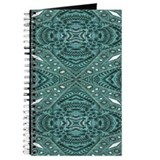 Western tooled leather Journals & Spiral Notebooks