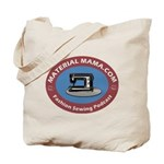 Material Mama Podcast Tote Bag