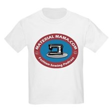 Material Mama Podcast T-Shirt