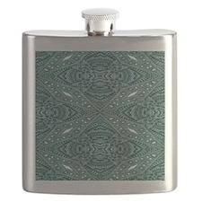 Cute Western Flask
