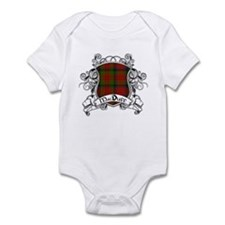 MacDuff Tartan Shield Infant Bodysuit