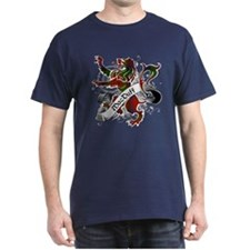 MacDuff Tartan Lion T-Shirt