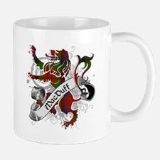 MacDuff Tartan Lion Mug