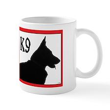 K9 Mug Mugs