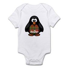 MacDuff Tartan Cross Infant Bodysuit