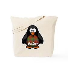 MacDuff Tartan Cross Tote Bag