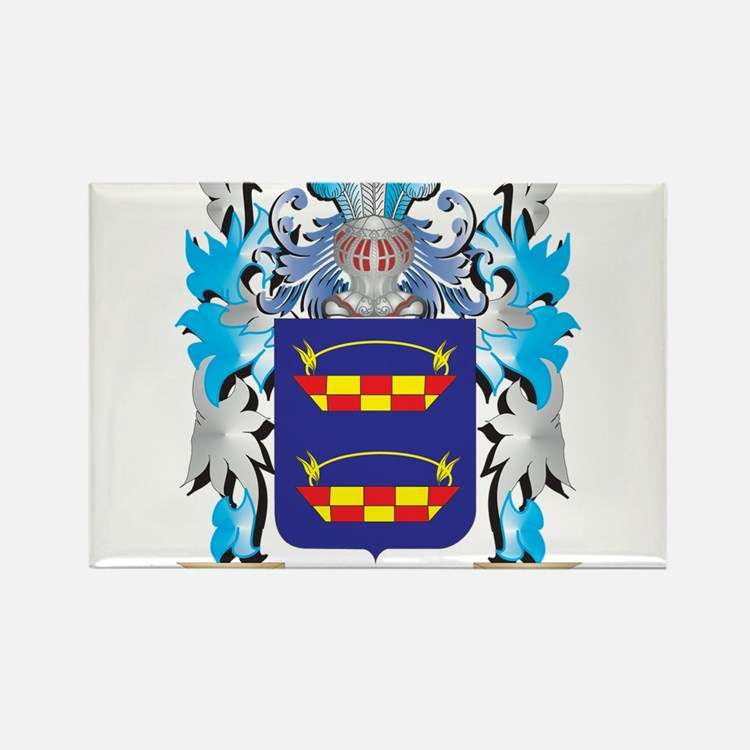 Guzman Coat of Arms - Family Crest Magnets