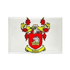 RHAM Coat of Arms Rectangle Magnet
