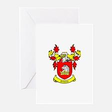 RHAM Coat of Arms Greeting Cards (Pk of 10)