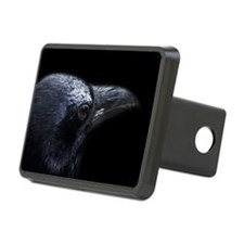 Crow Head Hitch Cover