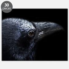 Crow Head Puzzle