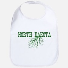 North Dakota Roots Bib