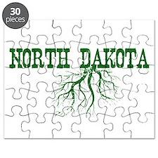North Dakota Roots Puzzle