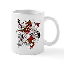 MacDougal Tartan Lion Mug
