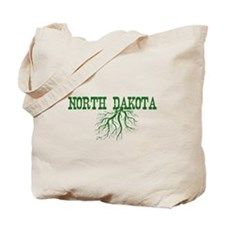 North Dakota Roots Tote Bag